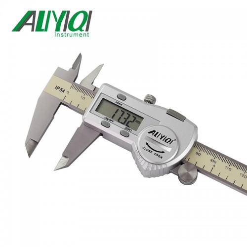 Aliyiqi艾力IP54电子数显卡尺0-150