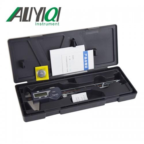 Aliyiqi艾力IP54防水数显卡尺包装