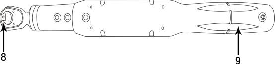AWJC可换头数显扳手